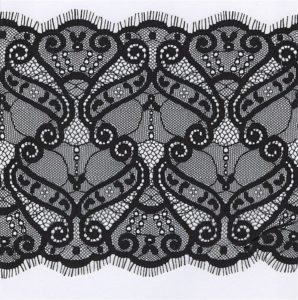 Non-Strech - Net- Mesh Lace Trims